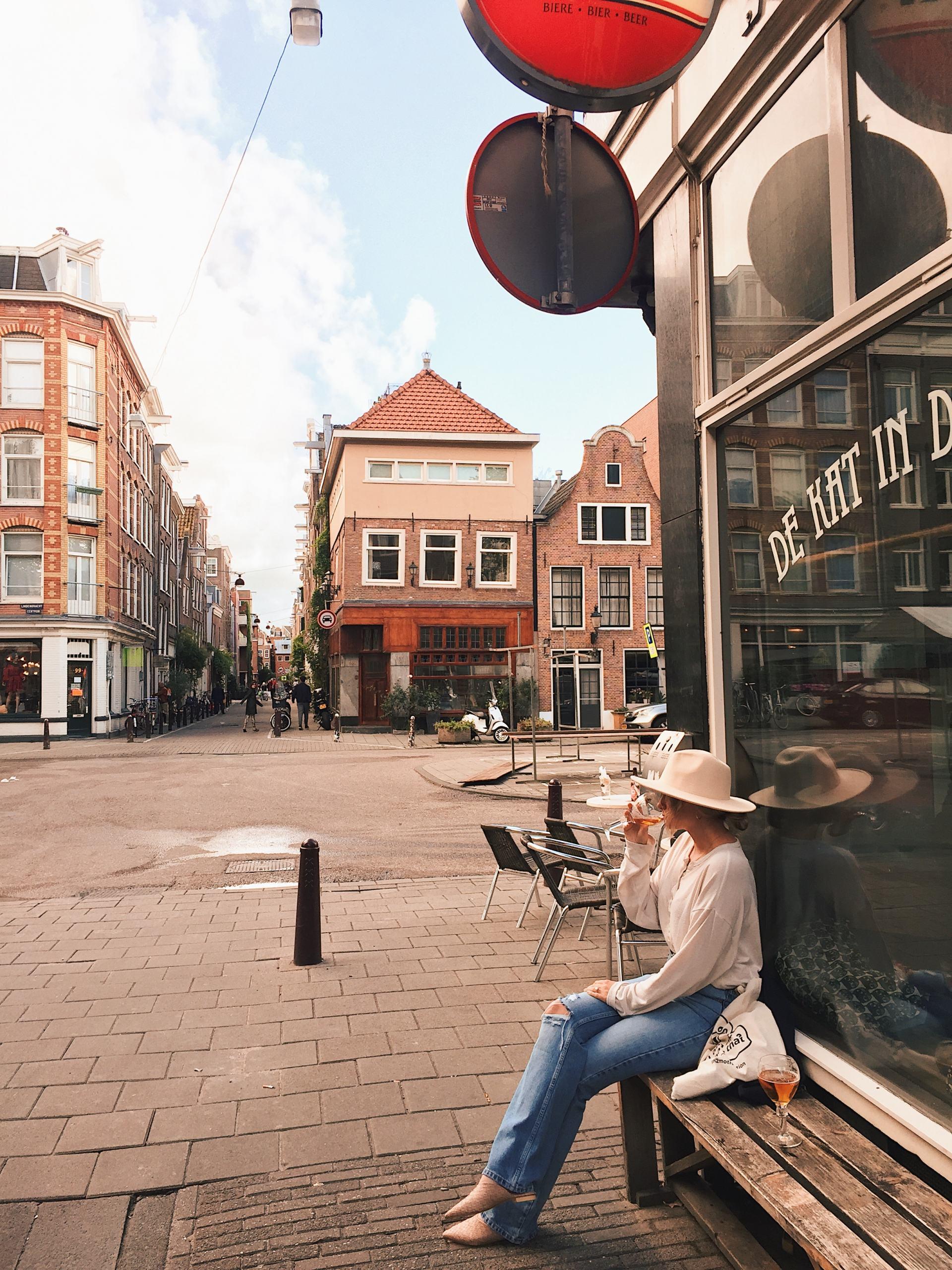 best spots in Amsterdam