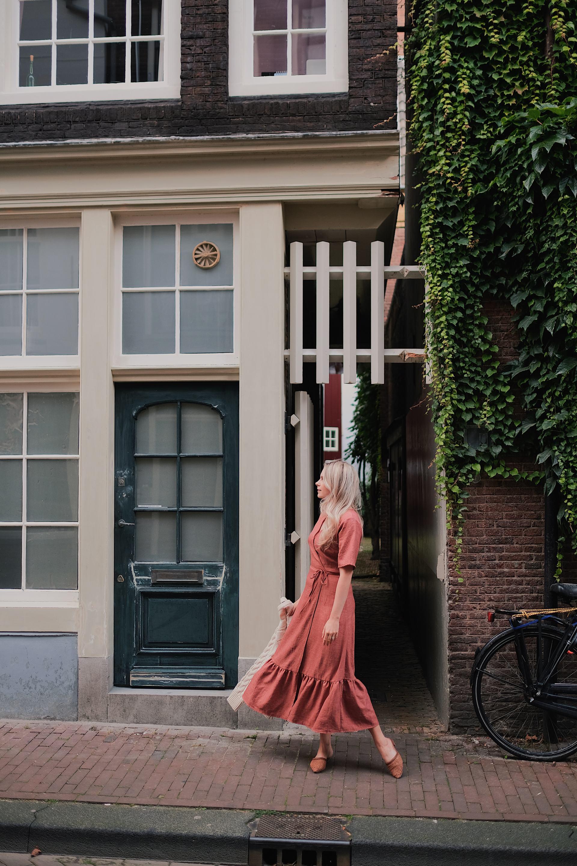 an afternoon in Amsterdam jordaan