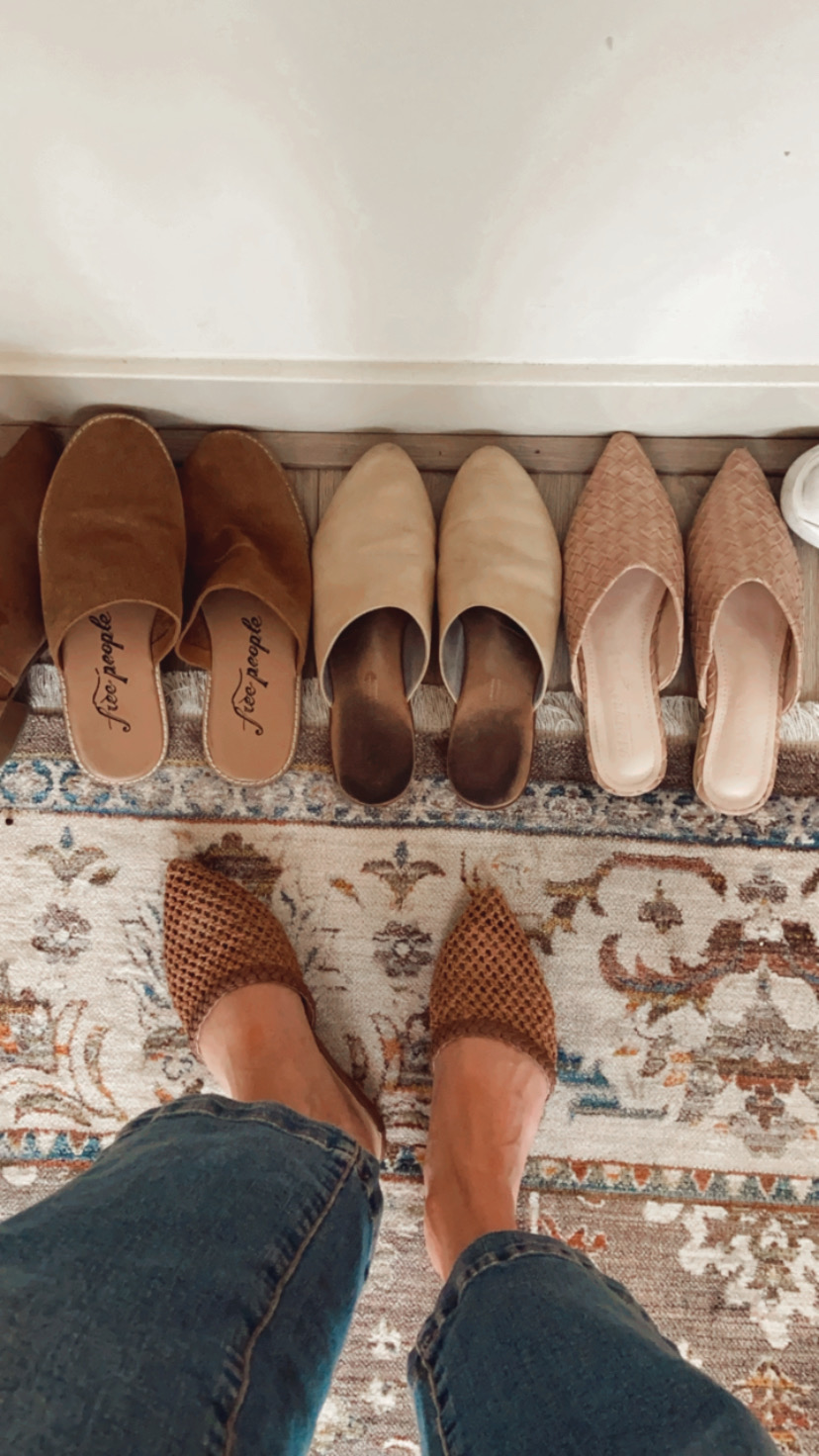 best mules for summer